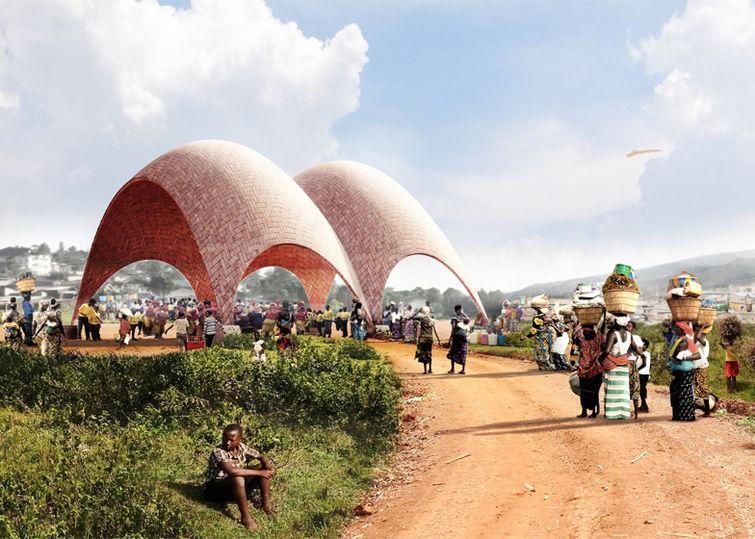 premier droneport rwanda