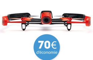 promo parrot bebop drone
