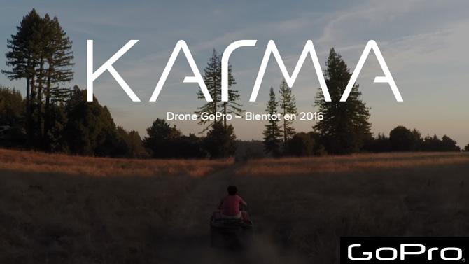 drone gopro karma une nouveaut confirm e pour 2016 leptidrone. Black Bedroom Furniture Sets. Home Design Ideas