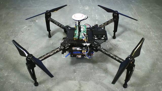 drone hydrogène
