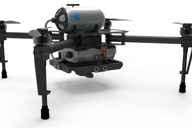 pile hydrogène drone