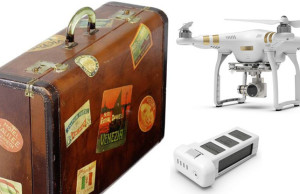 voyager avion avec drone