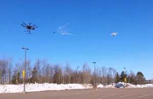 drone lance filet