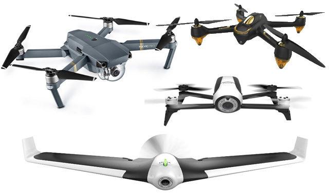 meilleurs drones moins 800 grammes