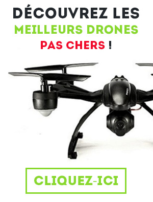 achat drone d'occasion